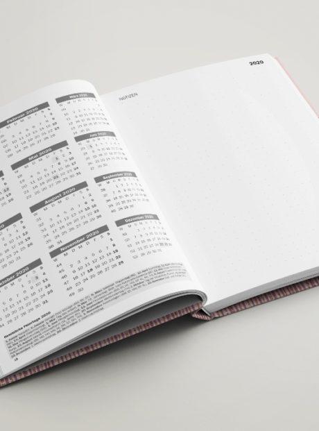 Wochenplaner - Jahresplanung 2020